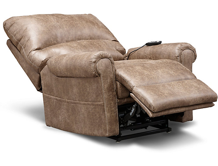 Independence Power Bed Lift Chair, Brown
