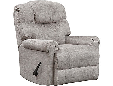 Nova Rocker Recliner, Tan, , large