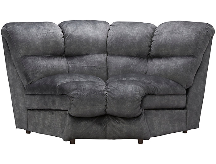 Franklin Cloud Sectional Wedge | Art Van Home