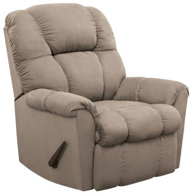 Aaron Wall Recliner, Green, swatch