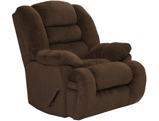 Arthur Rocker Recliner, Brown, , large