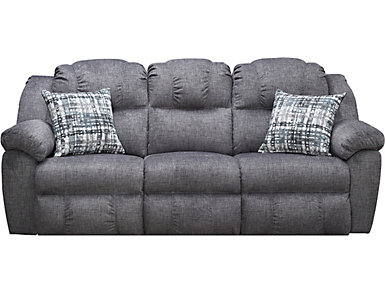 Victory Dual Power Sofa, , large