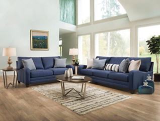 Westbrook Sofa and Loveseat, , large