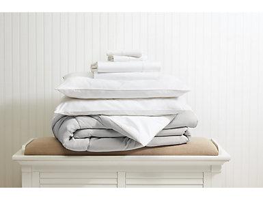 Luxury 9-Piece Bedding Bundle, California King, , large