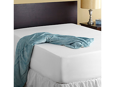 PureCare Aromatherapy 5-Sided Mattress Protector, Full XL, , large