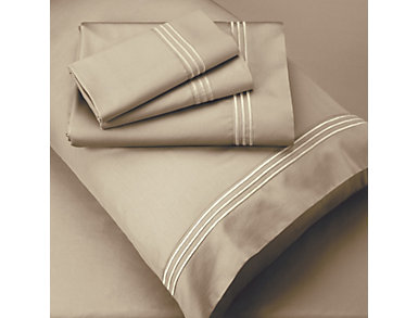King Celliant Pillowcase, Sand, , large