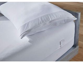 Q Cooling Pillow Protector, , large