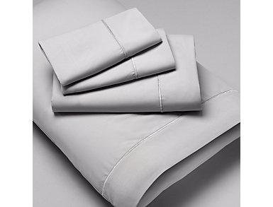 PureCare Premium Microfiber Grey Twin Sheet Set, , large
