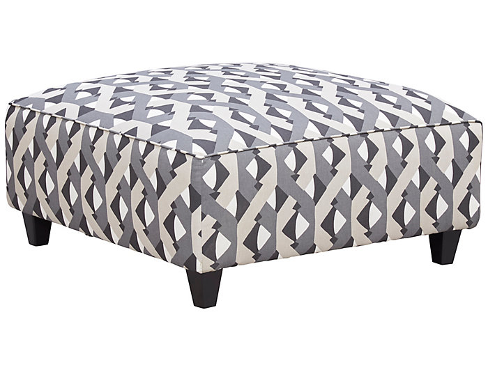 Royce Cocktail Ottoman, , large