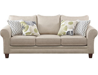 Evan Queen Sleeper Sofa, , large