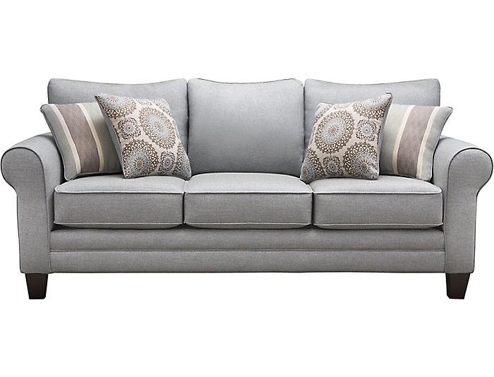 Mist Grey Sofa