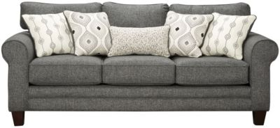 Capri Sofa, Charcoal, swatch