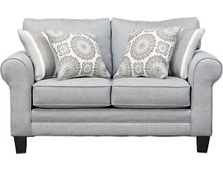 Mist Loveseat, , large
