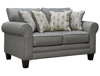 Capri Loveseat, Spa, large