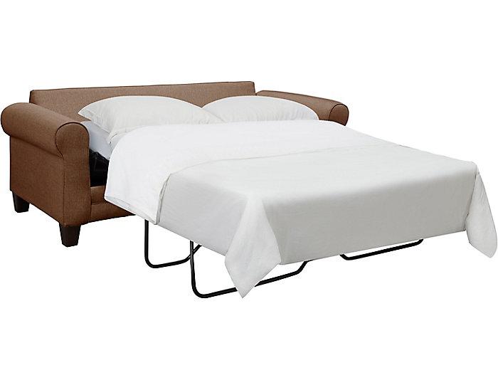 Capri Sleeper, Brown, Brown, large