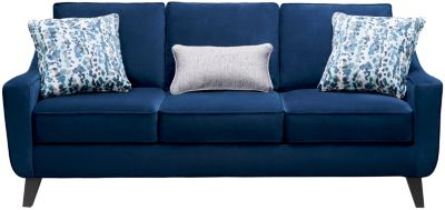 Pierce Sofa, Deep Blue, swatch