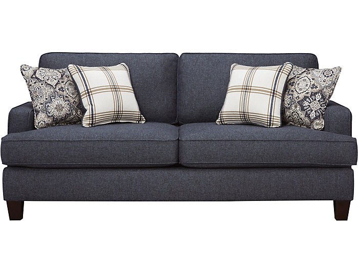 Brighton Ii Sofa Navy Large