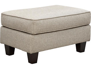 Brighton II Cocktail Ottoman, Wheat, , large