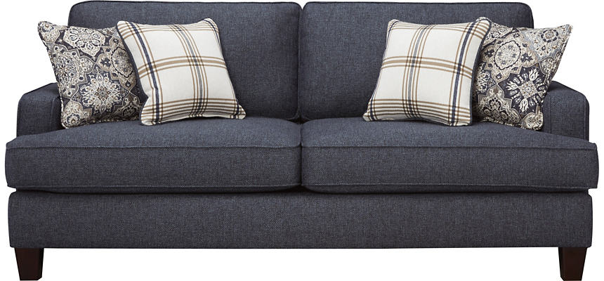 Brilliant Brighton Ii Navy Sleeper Sofa Home Interior And Landscaping Dextoversignezvosmurscom