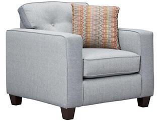Maxwell II Chair, Grey, , large
