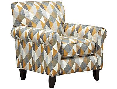 Jordan Accent Chair, , large