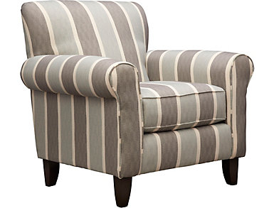 Mist Accent Chair, Grey, Grey, large