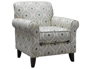 Capri Accent Chair, Spa, large