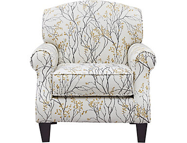 Palmer Accent Chair, , large