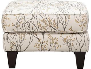Palmer Accent Ottoman, , large