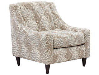 Empire Accent Chair, Taupe, , large