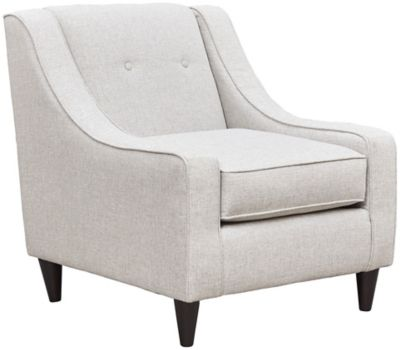 Royce Accent Chair, Light Grey, swatch