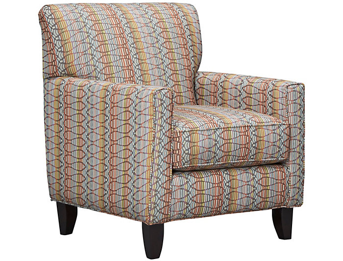 Maxwell II Accent Chair, Grey