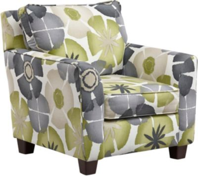 Evan Chair, Green, swatch