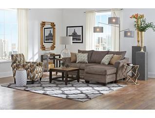 Jordan II Sofa Chaise, , large