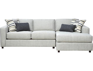 Axis 2 Piece Sectional, , large
