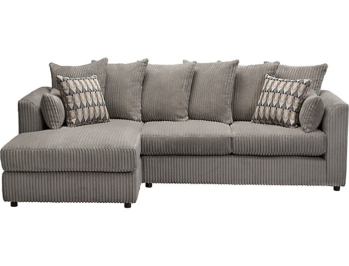 Tremendous Dove 2 Piece Left Arm Facing Chaise Sectional Gmtry Best Dining Table And Chair Ideas Images Gmtryco