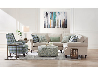Fairchild 3 Piece Sectional, , large
