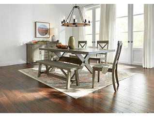 Claremont Grey Dining, , large
