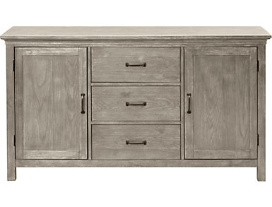 Claremont Grey Dining Buffet, , large