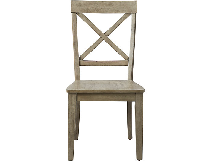 Claremont Grey Side Chair, , large