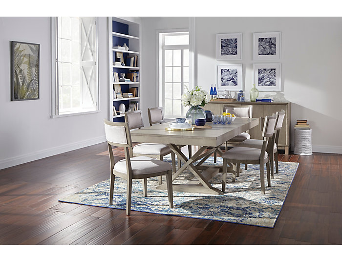 Art Van Dining Room Tables: Bel-Air Dining Table