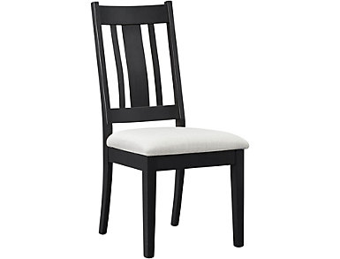 Mason Upholstered Side Chair, , large