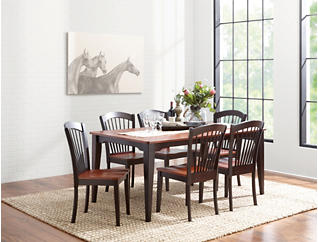 Anniversary Side Chair, Brown, large