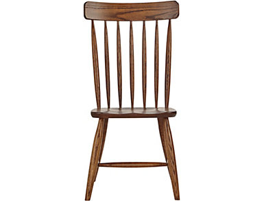 Vintage Farmhouse Windsor Side Chair, , large