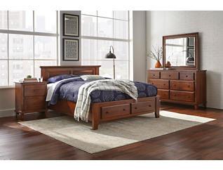 """Detroit Bedroom 43"""" Queen Footboard Storage Bed, , large"""