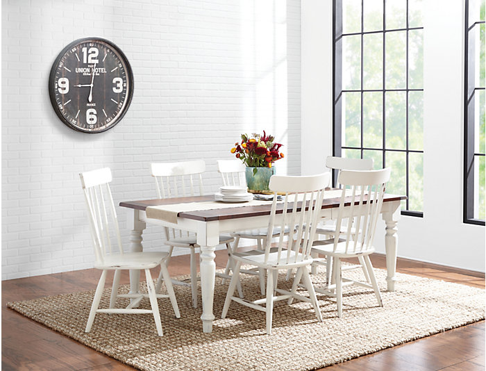 Essex Dining Table, , large
