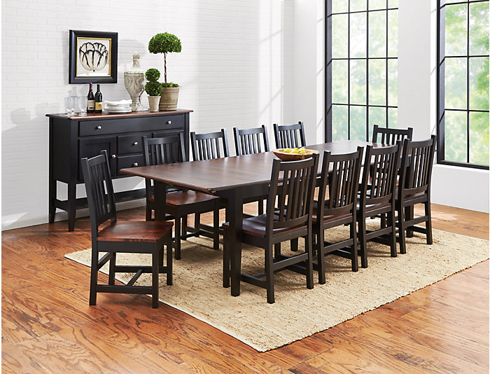 Dining Room Sets With Leaves 2