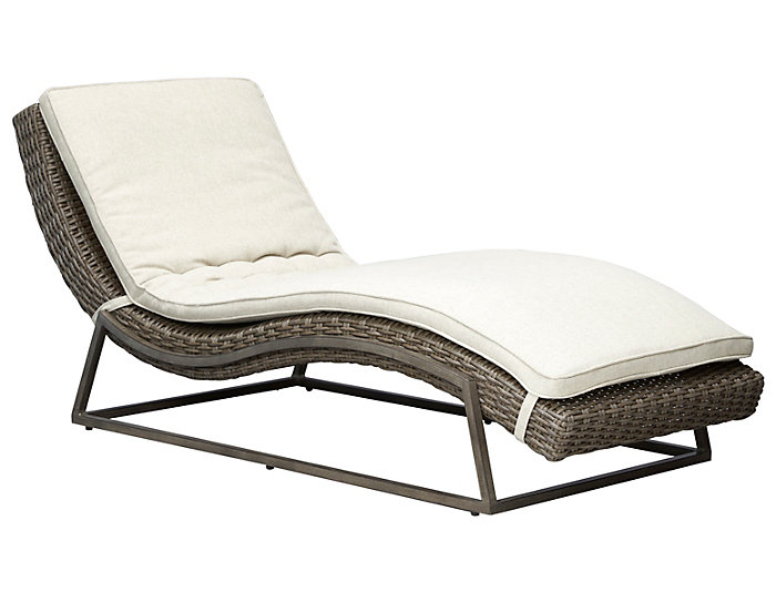 Brookstone Chaise, , large