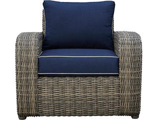 Brunswick II Lounge Chair, , large