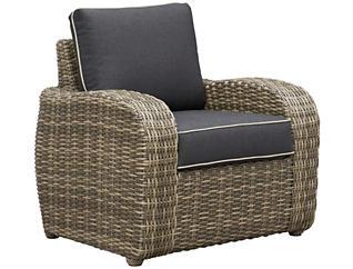 Brunswick Lounge Chair, Brown, , large